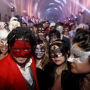 Decorações para Bailes de Máscaras em São Paulo