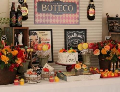 Festa temática Boteco