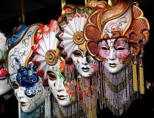 Mascaras Venezianas – Carnaval